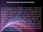 godrej haralur road overview