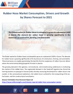 rubber hose market consumption drivers and growth