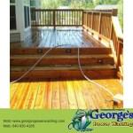 web www georgespowerwashing com mob 540 935 4185