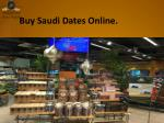 buy saudi dates online