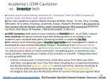 academia s lenr cavitation vs inventor tech