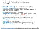 lenr cold fusion 8 commercialization candidates 5