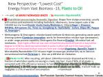new perspective lowest cost energy from vast biomass 13 plastic to oil