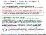 new perspective lowest cost energy from vast biomass 2 forest residual