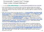 occasionally lowest cost energy clean under utilized methane 4
