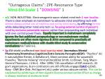 outrageous claims zpe resonance type mind em scalar 1 dowsing 1