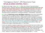 outrageous claims zpe resonance type ritual mind control tech 1