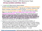 outrageous claims zpe resonance type ritual mind control tech 5