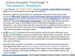science accepted free energy 4 thermoelectric piezoelectric
