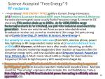 science accepted free energy 9 rf rectenna