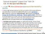 science accepted lowest cost tech 19 h r xiii rev spin hall effect etc