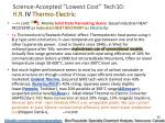 science accepted lowest cost tech10 h r iv thermo electric