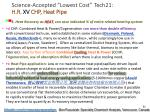 science accepted lowest cost tech21 h r xv chp heat pipe