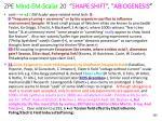 zpe mind em scalar 20 shape shift abiogenesis