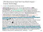 zpe resonance type tech has more impact gravity technology