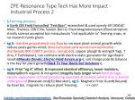 zpe resonance type tech has more impact industrial process 2