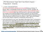 zpe resonance type tech has more impact propulsion gravity