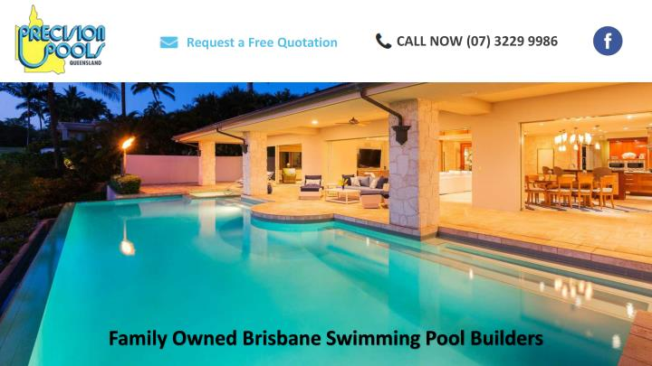 family owned brisbane swimming pool builders n.
