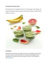 consume fate cutter foods