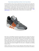 want to buy casual shoes for men go for vostro