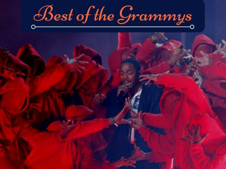 best of the grammys n.