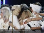 kesha is embraced by fellow singers after they 1