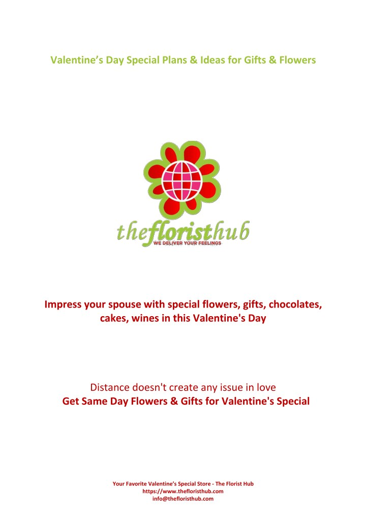valentine s day special plans ideas for gifts n.