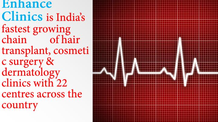 enhance clinics is india s fastest growing chain n.