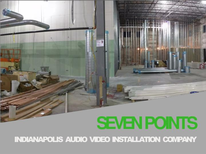 seven points indianapolis audio video installation company n.