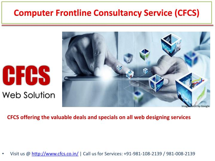 computer frontline consultancy service cfcs n.