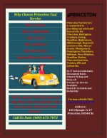 why choose princeton taxi service