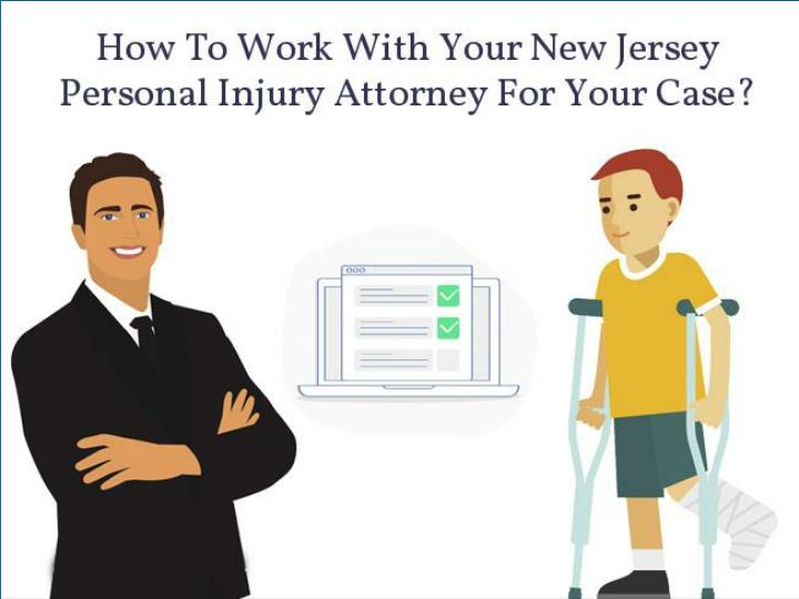 how to work with your new jersey personal injury attorney for your case n.