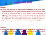 essentials of hrm question 1 ajay has not been