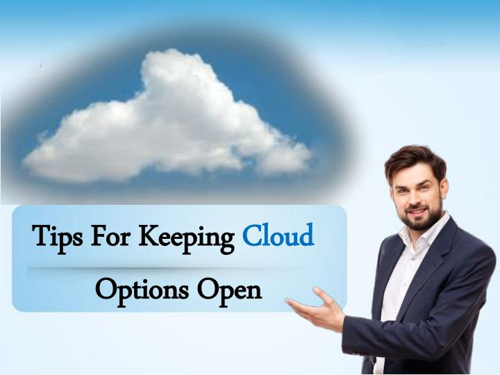 tips for keeping cloud n.