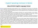 english speaking institute in noida 1