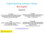english speaking institute in noida bels english 3