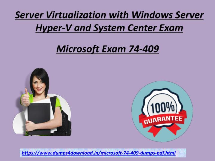 server virtualization with windows server hyper n.