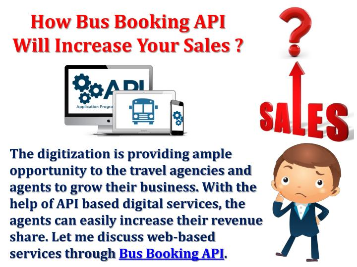 how bus booking api will increase your sales n.