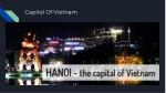 capital of vietnam