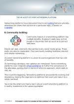 the ins outs of event networking platform 4