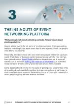 the ins outs of event networking platform