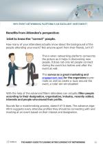 why event networking platform is an excellent 1