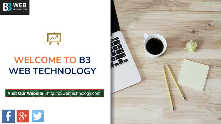 welcome to b3 web technology n.