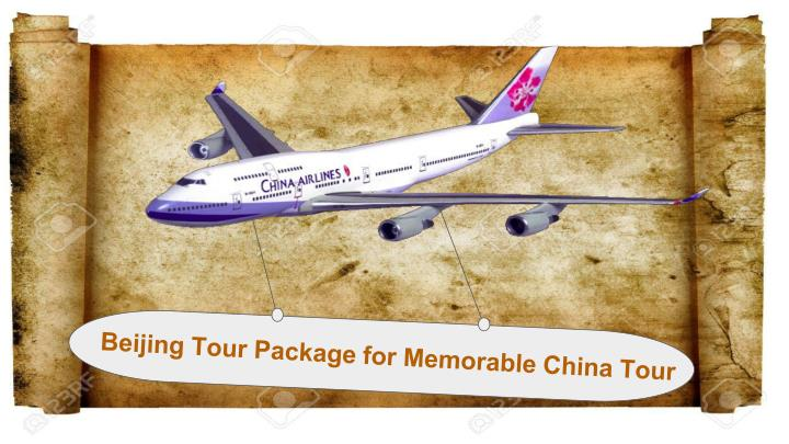 beijing tour package for memorable china tour n.