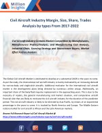 civil aircraft industry margin size share trades