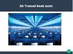 air transat book seats