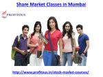 share market classes in mumbai 2