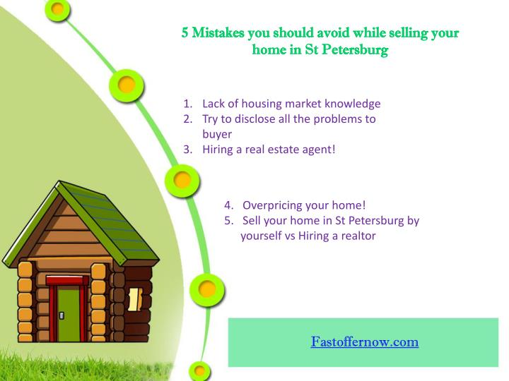 5 mistakes you should avoid while selling your n.