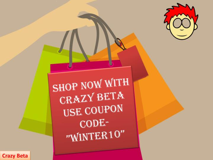 shop now with crazy beta use coupon code winter10 n.