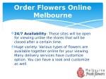 order flowers online melbourne
